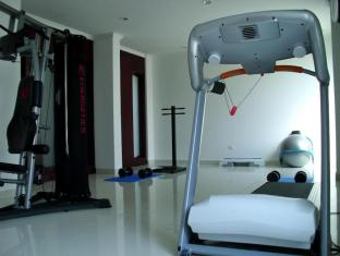 Time Square Hotel Dubai - Fitness Room