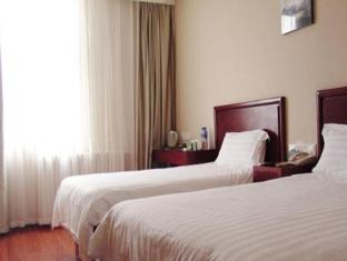Green Tree Inn Tianjin West Railway Station Stage Hotel Tianjin - Guest Room