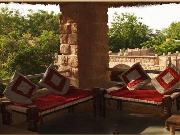 Manvar Desert Resort Dechu