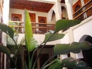 Riad Dubai Marrakech - Bahagian Dalaman Hotel