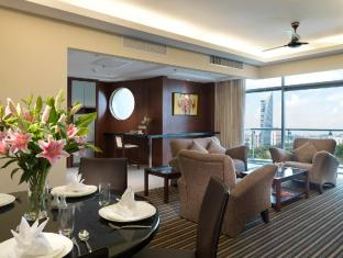 The Gardens Residences-St Giles Luxury Hotel Kuala Lumpur - Living Hall