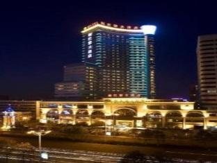 New Paris Hotel Harbin Harbin - Hotellet från utsidan