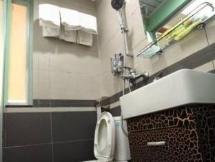 Galaxy Wifi Hotel हाँग काँग - बाथरूम