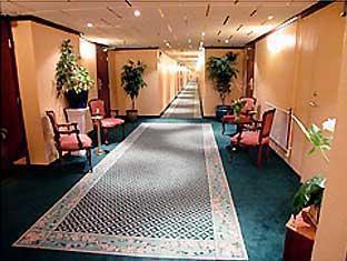 Alexandra Hotel Stockholm - Hotellet från insidan