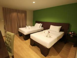 Laemchabang City Hotel Chonburi - Deluxe Twin Bed
