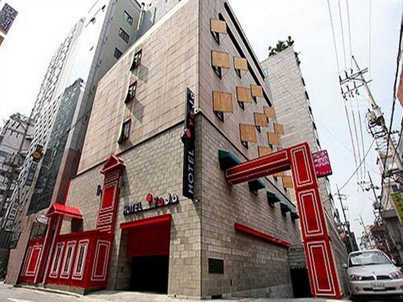 South Korea-호텔 야자 신림 (Hotel Yaja Sinlim)