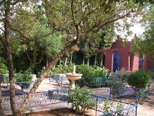 Riad Bakoua Marrakech - Garden