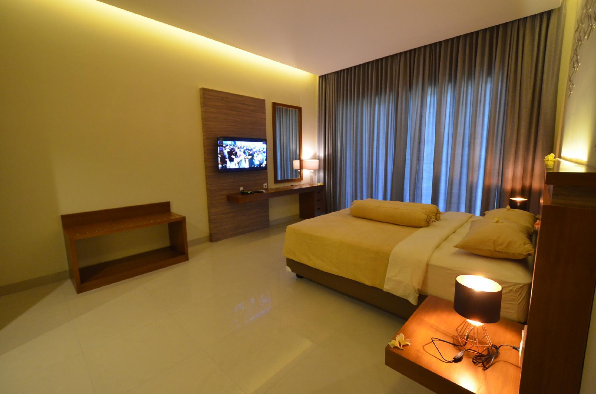 2BR Apartment at Koentari Home BATARA