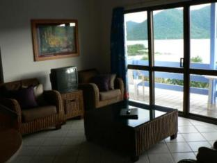 Coral Point Lodge Whitsundays - Hotellet indefra
