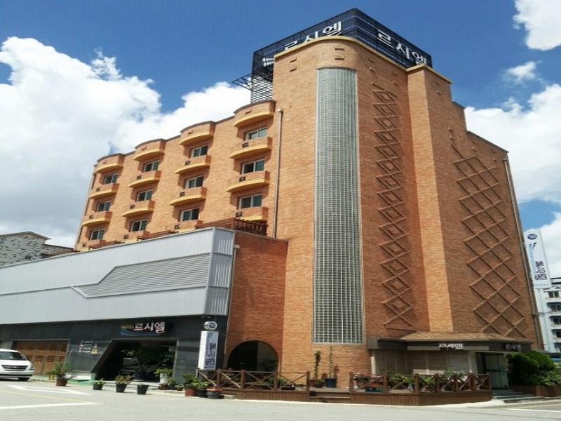 South Korea-굿스테이 르시엘 호텔 (Goodstay Leciel Hotel)