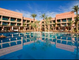 Holiday Inn Marrakech Hotel Du Golf Marrakech - Swimming Pool
