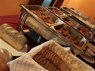 Hilltop Hotel Phuket - Restaurant