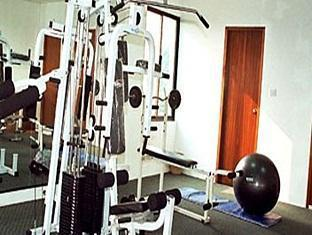 Asia Pacific Hotel Dhaka - Fitness Room