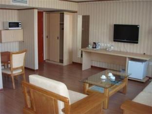 Goldmet Inn Yantai Changjiang Road Yantai - Guest Room