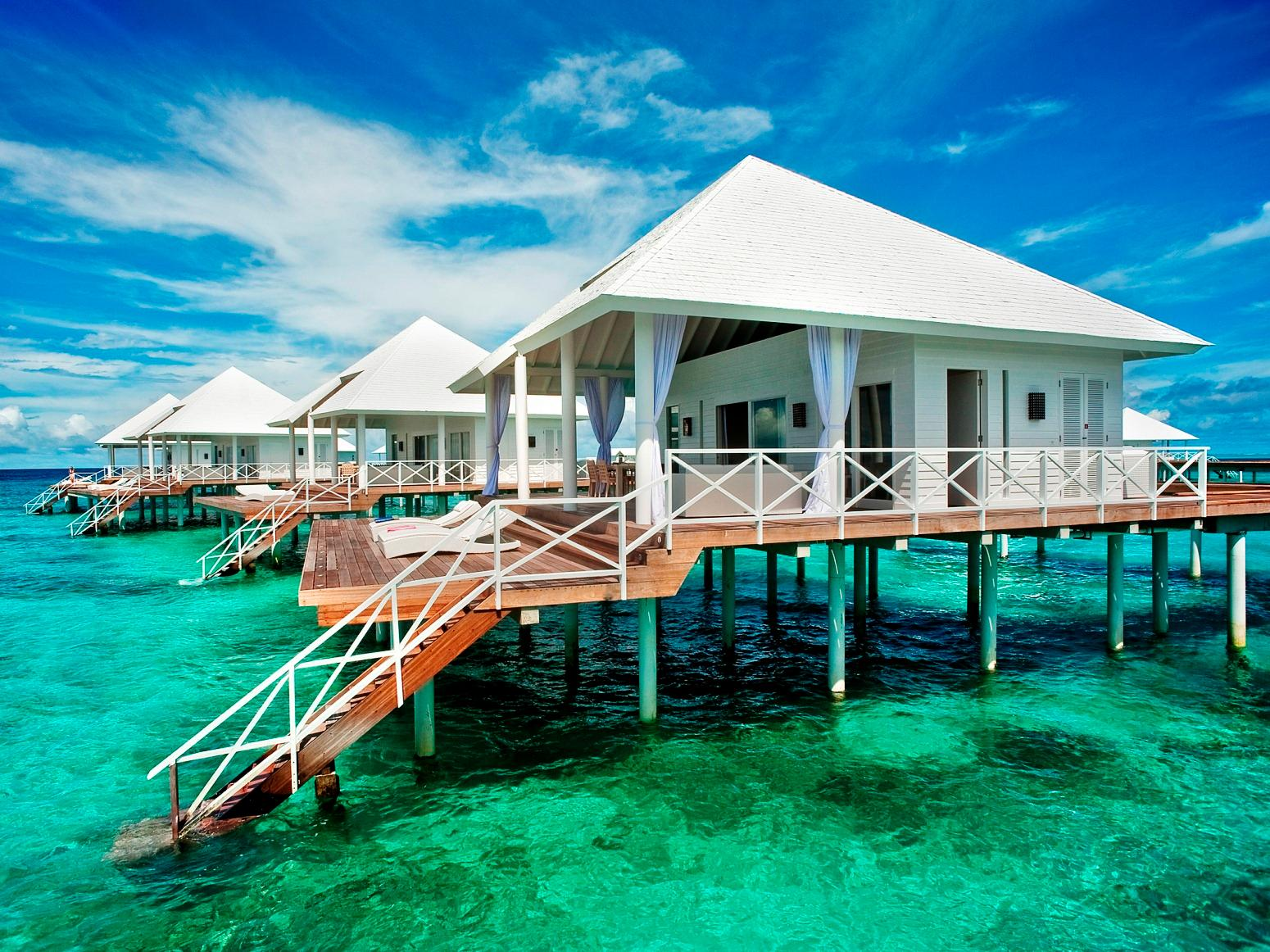Diamonds Thudufushi Beach & Water Villas - All Inclusive Deals