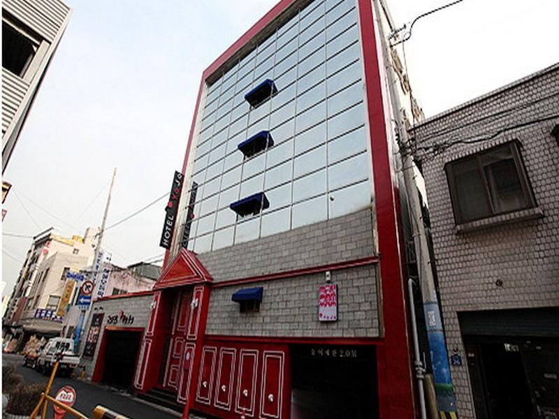 South Korea-호텔 야자 안양 (Hotel Yaja Anyang)