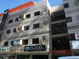 Philippines Hotel Accommodation Cheap | Hotel California Cebu - Exterior