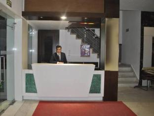 Hotel Baba Inn New Delhi och NCR - Reception