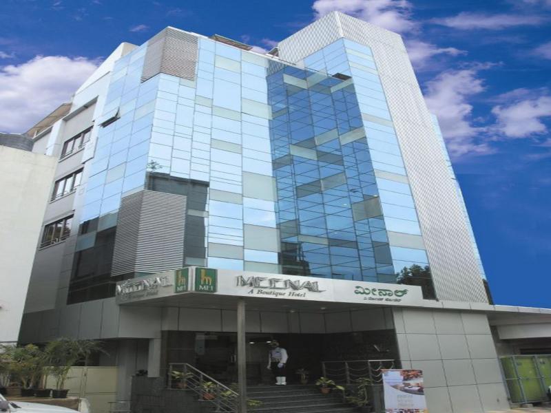 Meenal Boutique Hotel Bangalore