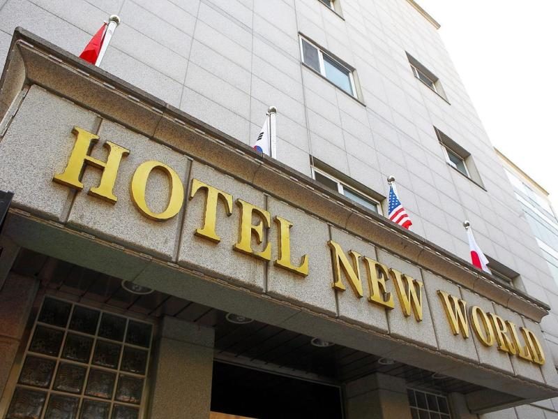 South Korea-뉴 월드 호텔 (New World Hotel)