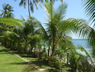 Island View Beachfront Resort Bohol - Vườn