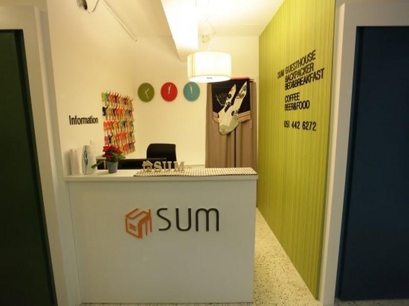 South Korea-썸 게스트 하우스 스테이션 (Sum Guest House Station)