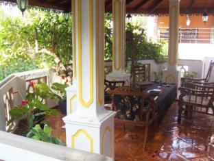 Utopia Villas Hikkaduwa - Balcony/Terrace