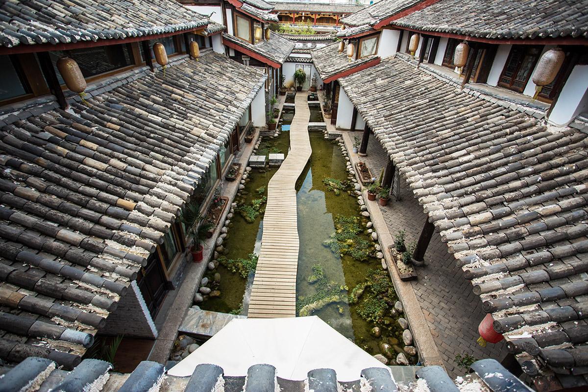 Lijiang Gallery of Blessings Hotel Lijiang