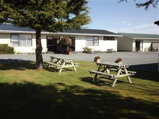 Alpine View Motel Kaikoura - Exterior of the Family 2 Bedroom Apartment