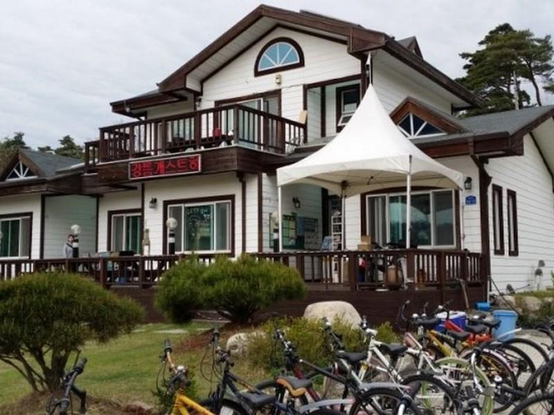 South Korea-강릉 게스트 하우스 (Gangneung Guest House)