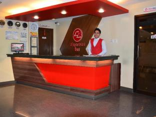 Express Inn – Mactan Cebu - Reception