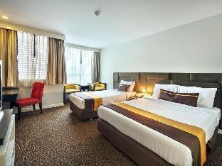 Thamrongin Hotel guestroom junior suite