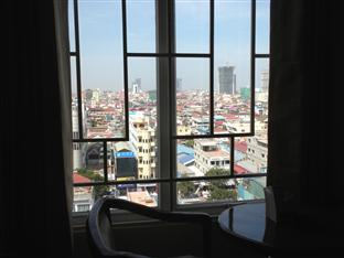 Chea Rithy Heng Hotel & KTV Phnom Penh - View from the Window