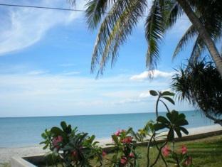 ทะเลดาวบีชรีสอร์ท  ระยอง - ชายหาด
