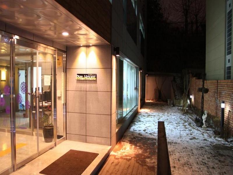 South Korea-필 하우스 (Phil House)