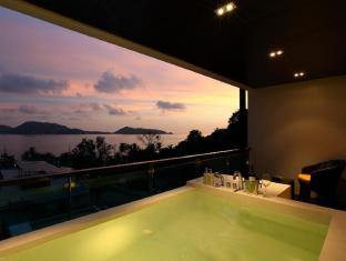 Kalim Beach Place Phuket - Duplex pool suites with private plug pool