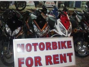 Kalim Beach Place Phuket - Hotel motorbike for rent