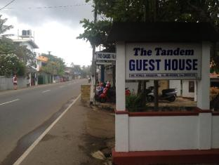 The Tandem Guesthouse Hikkaduwa - Entrance