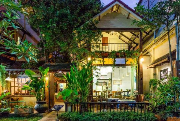 Changmoi House Boutique Hotel Chiang Mai