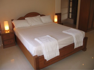 Rising Wave Holiday Home North Goa - Deluxe Room