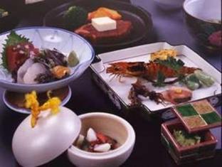 Ryokan Tensaku Hakone - Restoran