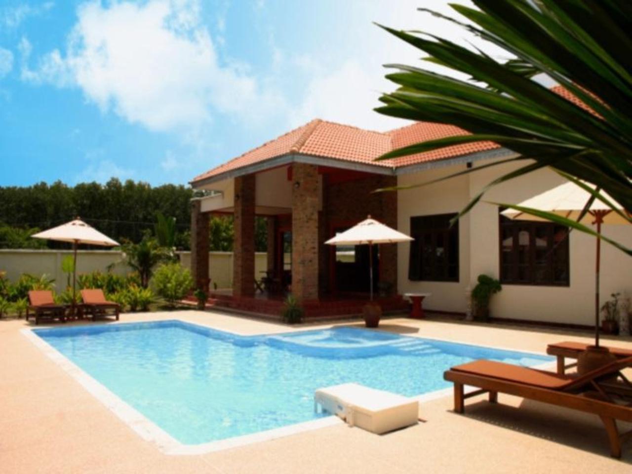 บ้าน โอเรียนทอล ไพรเวท พูล วิลล่า (Baan Oriental Private Pool Villa)