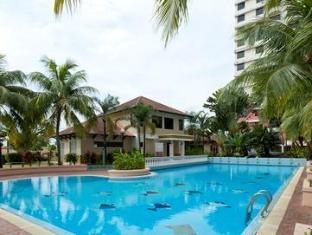 Malaysia Hotel Accommodation Cheap | Selat Horizon Condo Apartment Malacca / Melaka - Swimming Pool