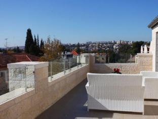 Tamar Residence Hotel Jeruzalem - zunanjost hotela