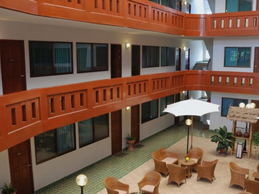 โรงแรมตะวัน คอร์ท