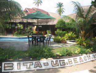Bitaug Beach Resort Bohol - Interior de l'hotel
