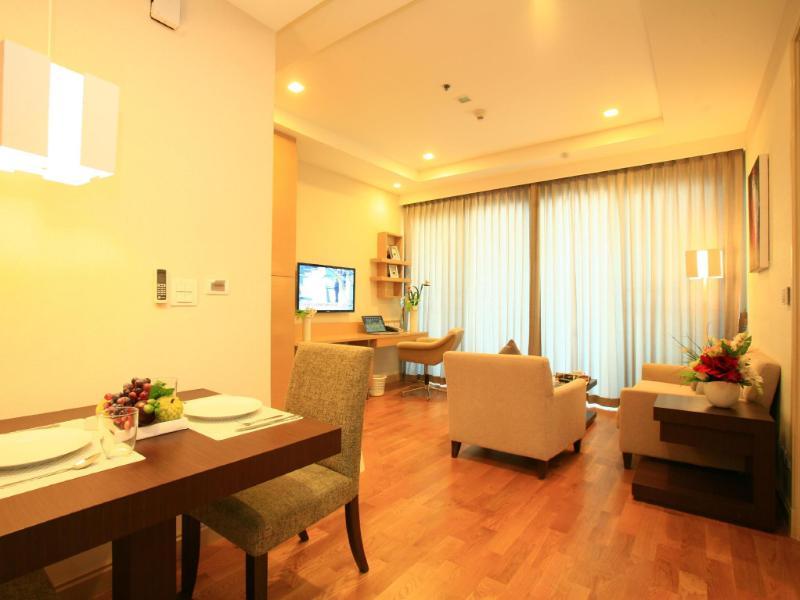 【Sukhumvit Hotel】39 ブーラバード エグゼキュティブ レジデンス(39 Boulevard Executive Residence)