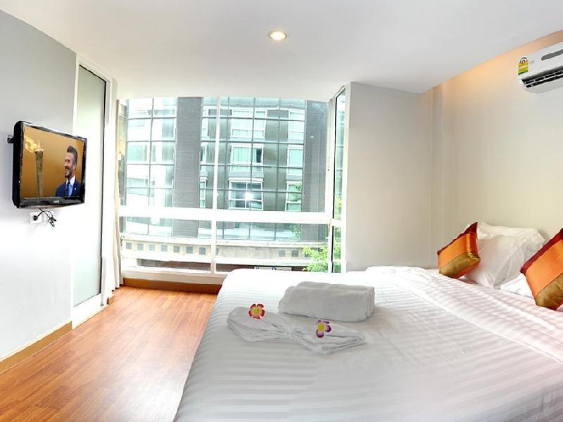 【Sukhumvit Hotel】ナントラ スクンビット 39 ホテル(Nantra Sukhumvit 39 Hotel)