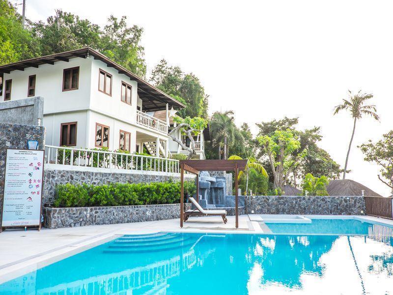 Palm Beach Resort Batangas Philippines Overview