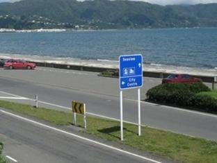 B-Ks Esplanade Motor Lodge Wellington - Περιβάλλων χώρος